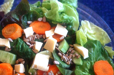 diferentes tipos de cortes de verduras y frutas
